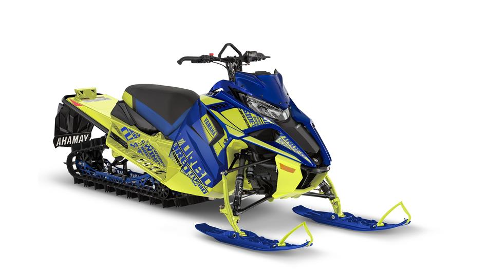 Agent - Sales of new Yamaha and Ski-Doo snowmobiles