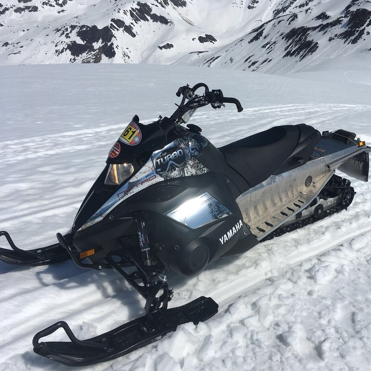 Sale of used Snowmobiles | Team Adventure Madesimo